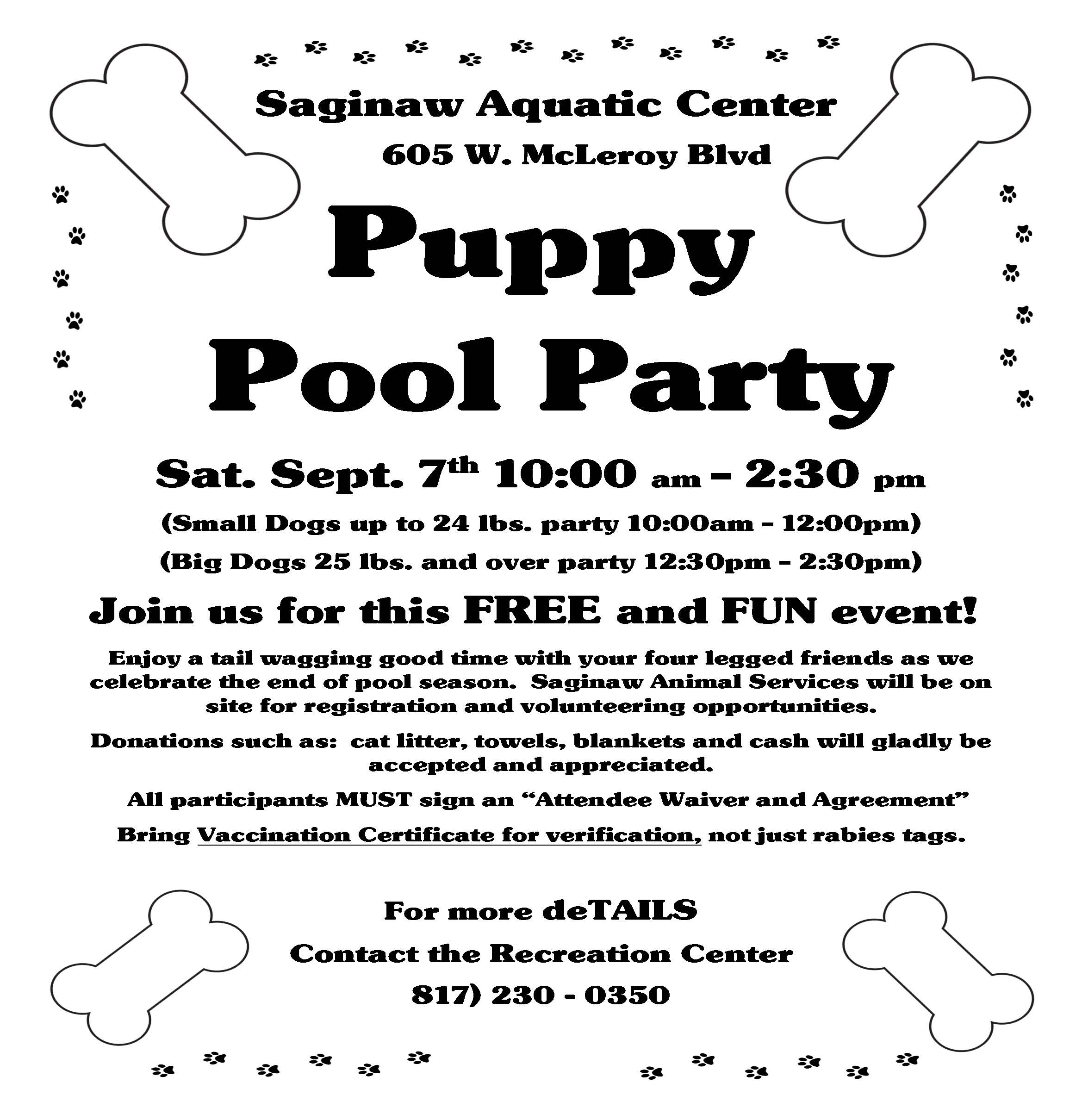Saginaw Aquatic Puppy Pool Party 9-7-19_Page_1