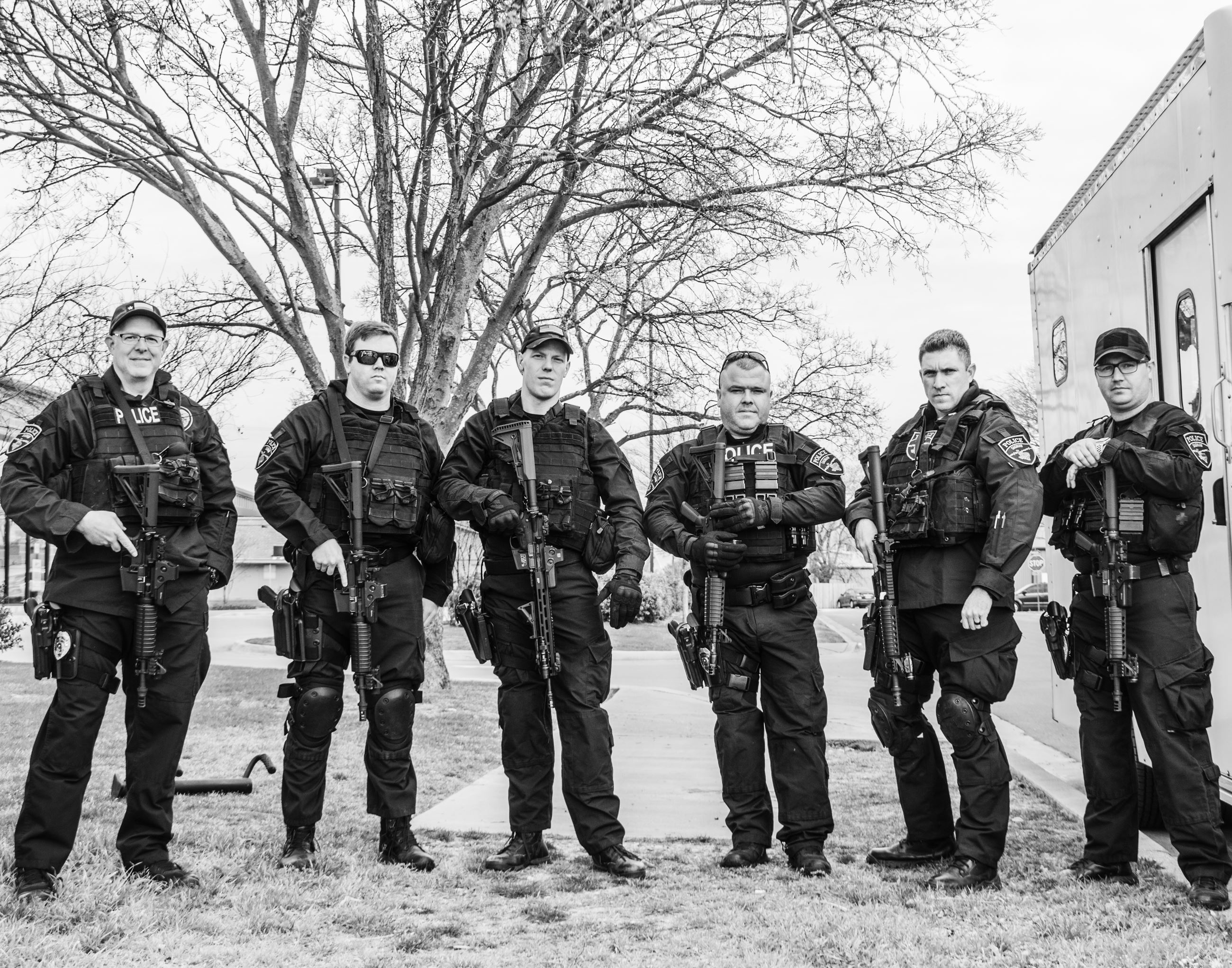 Saginaw Police SWAT 2