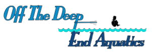 Off The Deep End logo