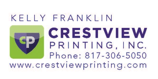 Kelly Franklin Crestview Printing Logo
